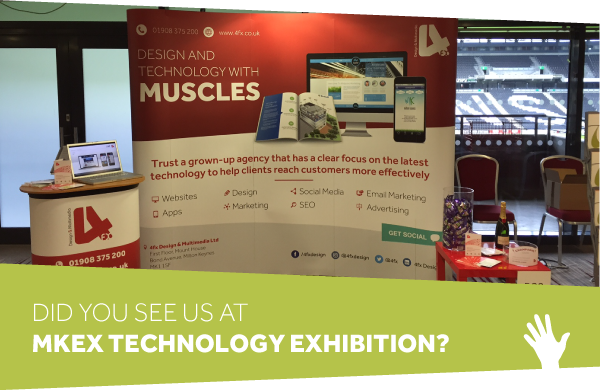Did you see us at MKEX Technology Exhibition?
